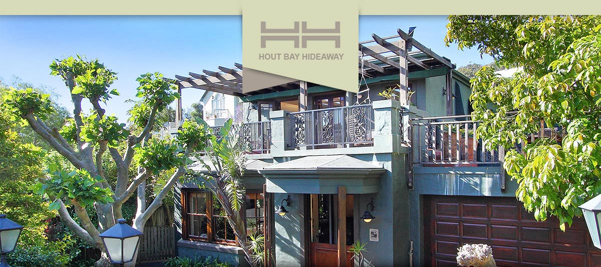 Hout Bay Hideaway - Luxury accommodation in Hout Bay - Rates for accommodation at Hout Bay Hideaway.